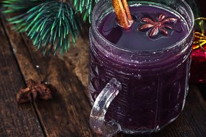 Christmas alcoholic drink