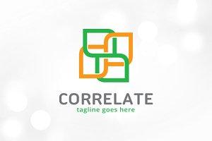 Correlate - Link Logo