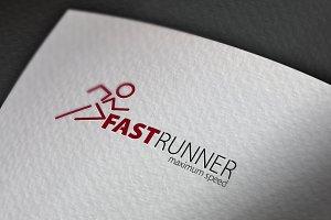 Fast Runner Logo