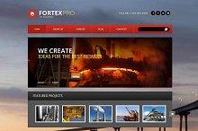 FortexPRO - Joomla 3 Theme