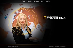 IT Consulting - Joomla 3 Theme