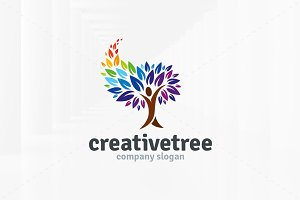 Creative Tree Logo Template