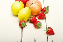 fruits on white wood table 008.jpg
