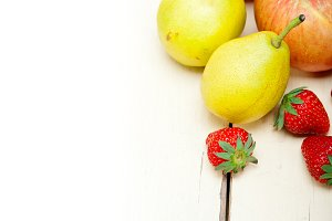 fruits on white wood table 010.jpg