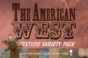 The American West texture pack