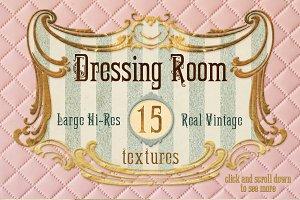 Dressing Room texture set