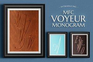 MFC Voyeur Monogram