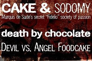 Cake & Sodomy AOE Pro