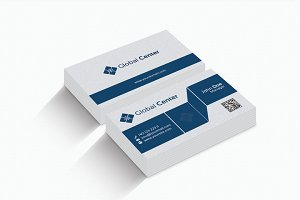 Global Center Business Card
