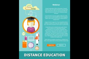 Distance Education and Learning