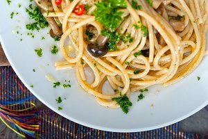 Italian pasta and mushrooms sauce 008.jpg