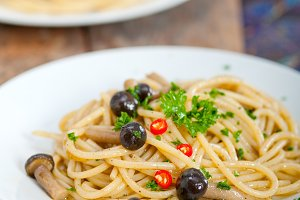 Italian pasta and mushrooms sauce 013.jpg