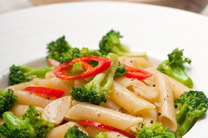 Italian penne pasta with broccoli 09.jpg