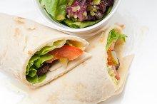 kafta chicken tomato lettuce pita wrap sandwich 15.jpg