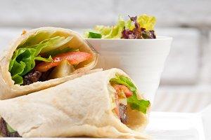 kafta chicken tomato lettuce pita wrap sandwich 21.jpg