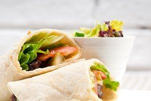 kafta chicken tomato lettuce pita wrap sandwich 20.jpg