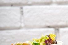 kafta chicken tomato lettuce pita wrap sandwich 25.jpg