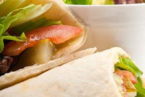 kafta chicken tomato lettuce pita wrap sandwich 26.jpg
