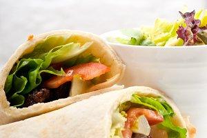 kafta chicken tomato lettuce pita wrap sandwich 28.jpg