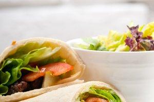 kafta chicken tomato lettuce pita wrap sandwich 29.jpg