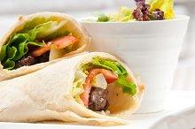 kafta chicken tomato lettuce pita wrap sandwich 30.jpg