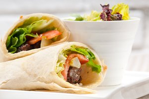 kafta chicken tomato lettuce pita wrap sandwich 31.jpg