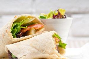 kafta chicken tomato lettuce pita wrap sandwich 22.jpg
