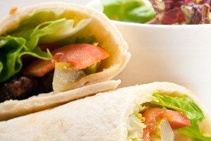 kafta chicken tomato lettuce pita wrap sandwich 10.jpg