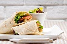 kafta chicken tomato lettuce pita wrap sandwich 23.jpg