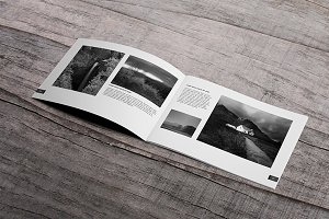 Minimal - Photography Portfolio Book