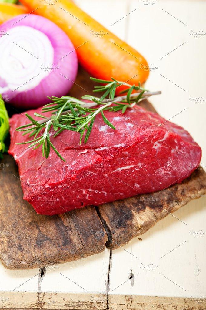raw beef cut 002.jpg - Food & Drink