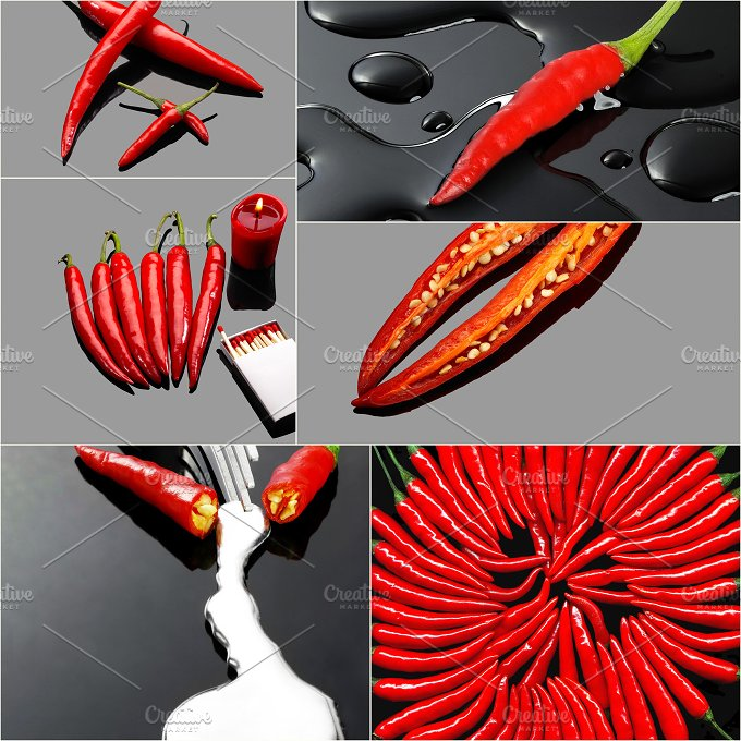 red hot chili collage 10.jpg - Food & Drink