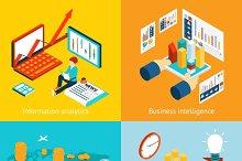 Business information analytics