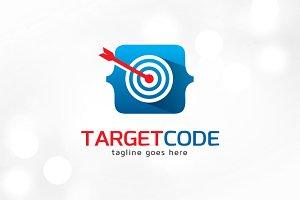 Target Code Logo Template