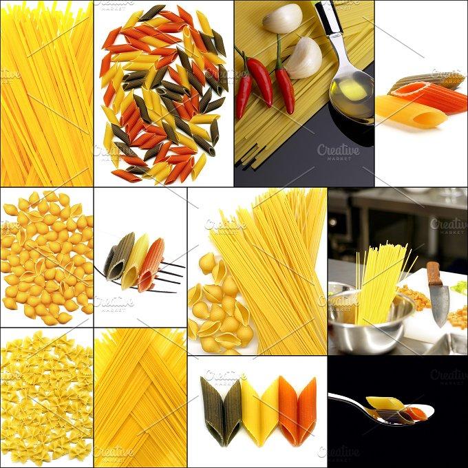 pasta collage 4.jpg - Food & Drink