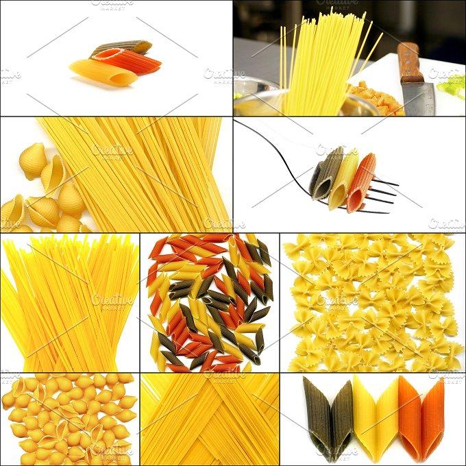 pasta collage 6.jpg - Food & Drink