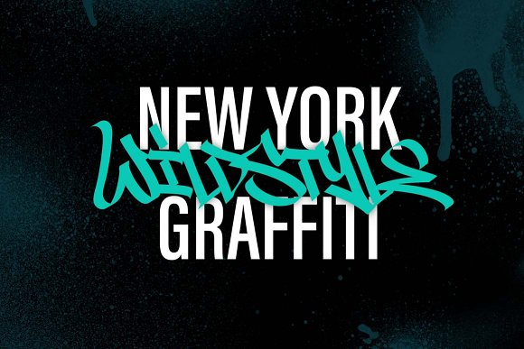 Graffiti Font | Street Tag Vol2 in Display Fonts - product preview 15