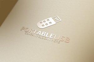 Portable Usb Logo -35%off