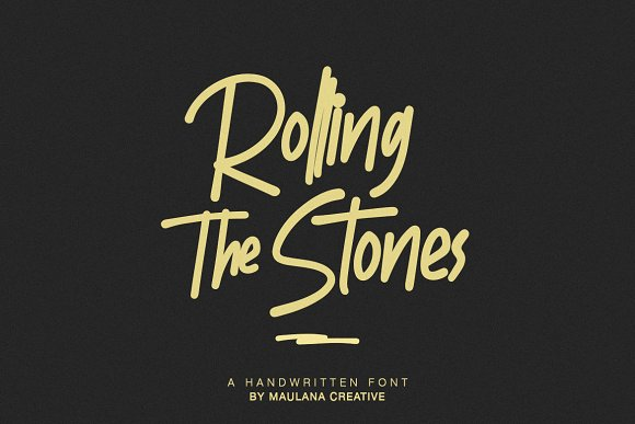 Batllers Handwritten Font in Display Fonts - product preview 3