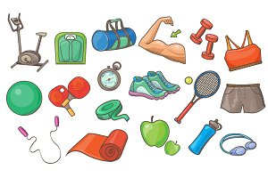 Fitness Tools and Elements
