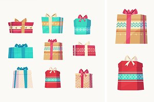 Christmas gifts set