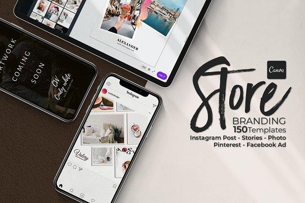 Branding Store | Canva