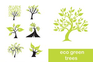 Eco Green Trees