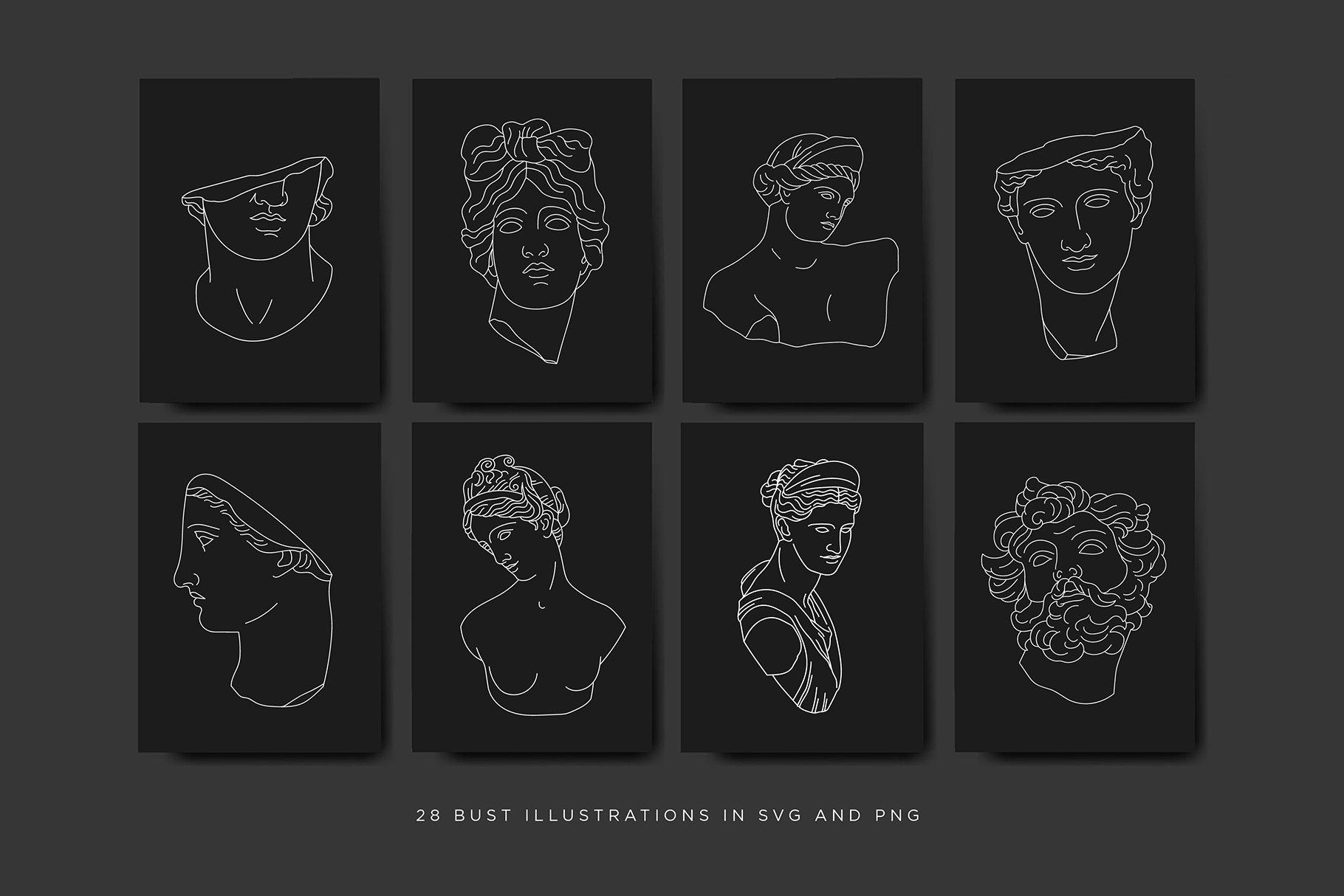 mythos individual illustrations 53