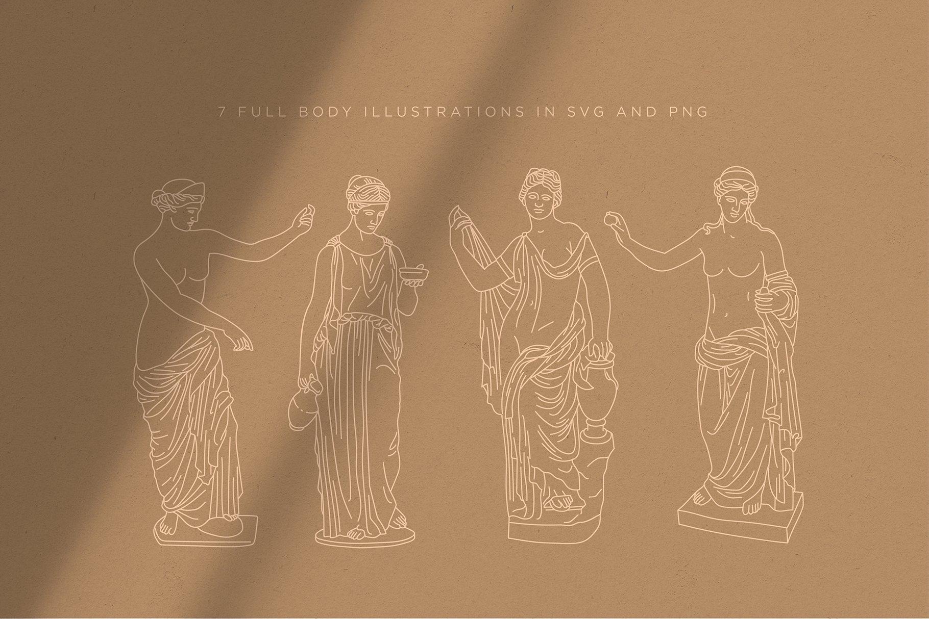 mythos individual illustrations 57