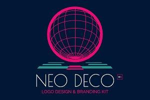 Neo Deco Branding Kit