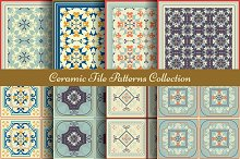Tile Collection Patterns & Borders.