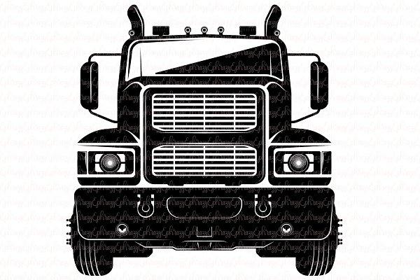 transport truck clip art - Clip Art Library