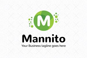 Mannito Logo Template