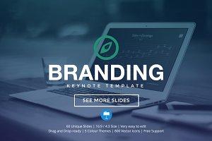 Branding - Keynote Template